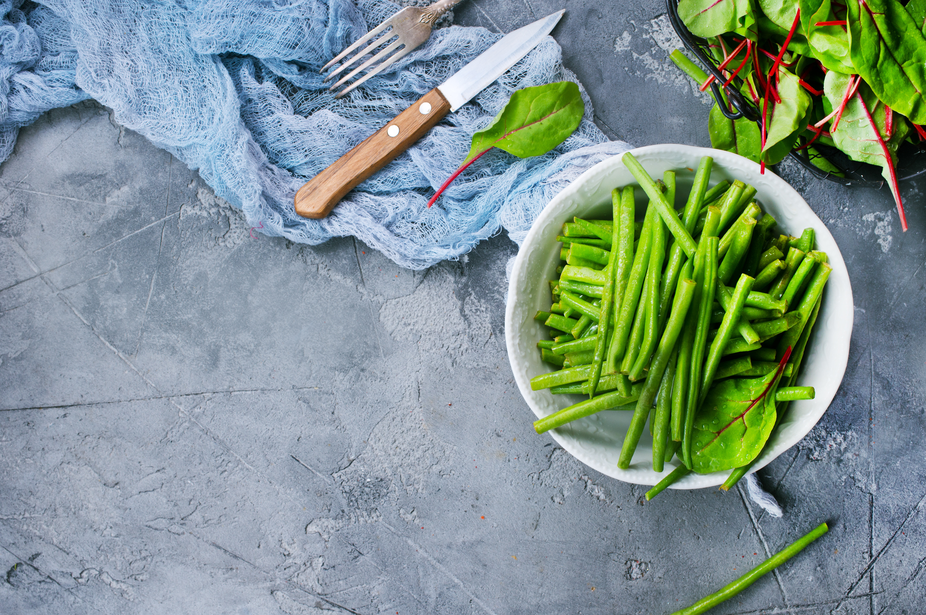 Rhonda's Recipe Roundup – Herbed Green Beans