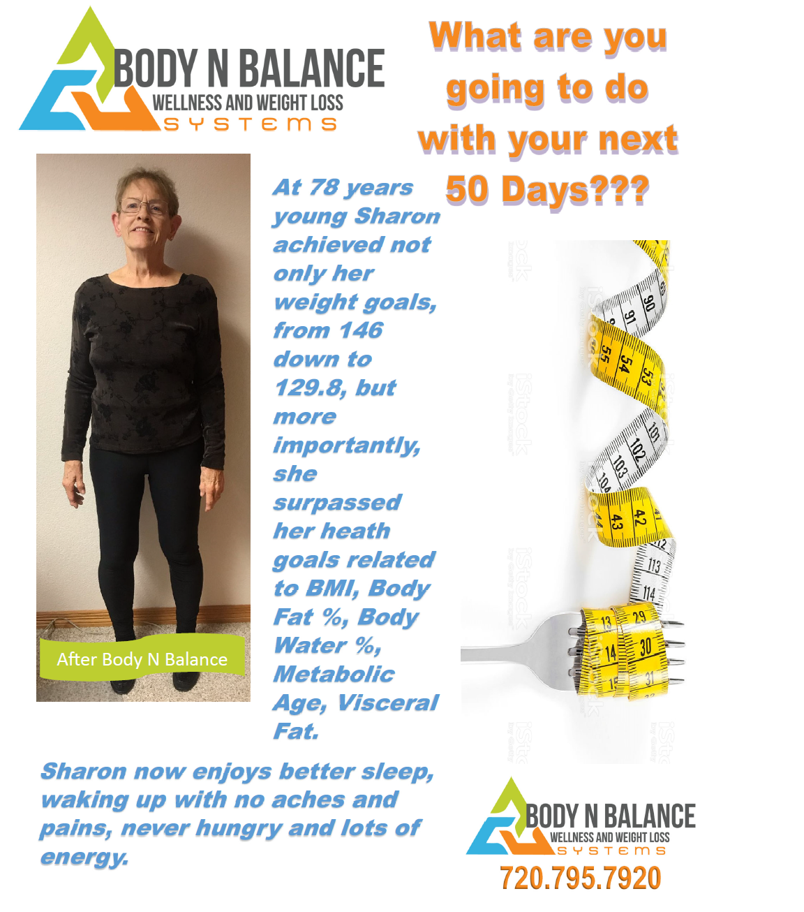 Sharon is Feeling Great At 78!!!!! Check out her story!