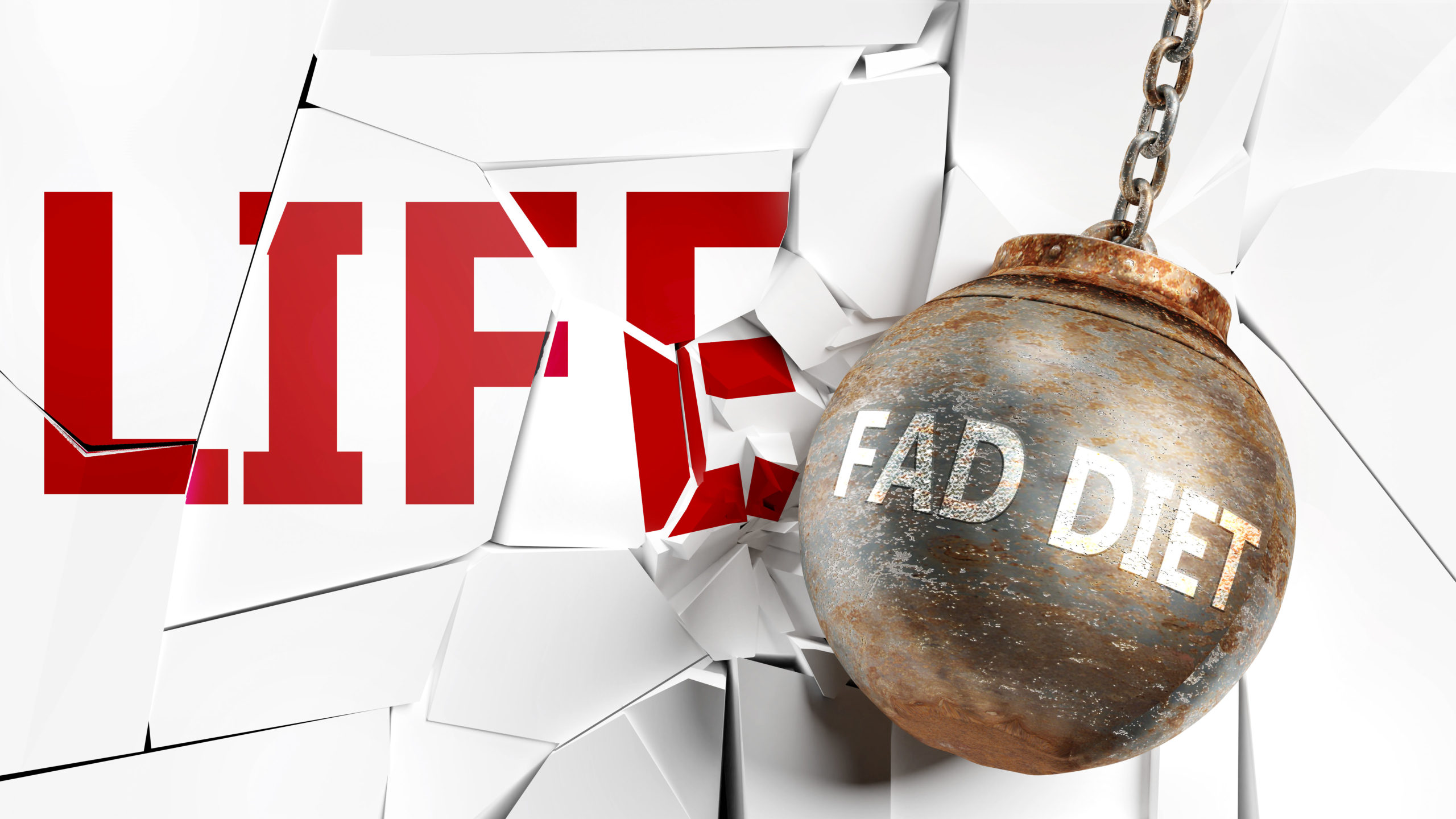 5 Reasons Why Deprivation and Fad Diets Don't Work by Dr. Todd Cadwell, DC
