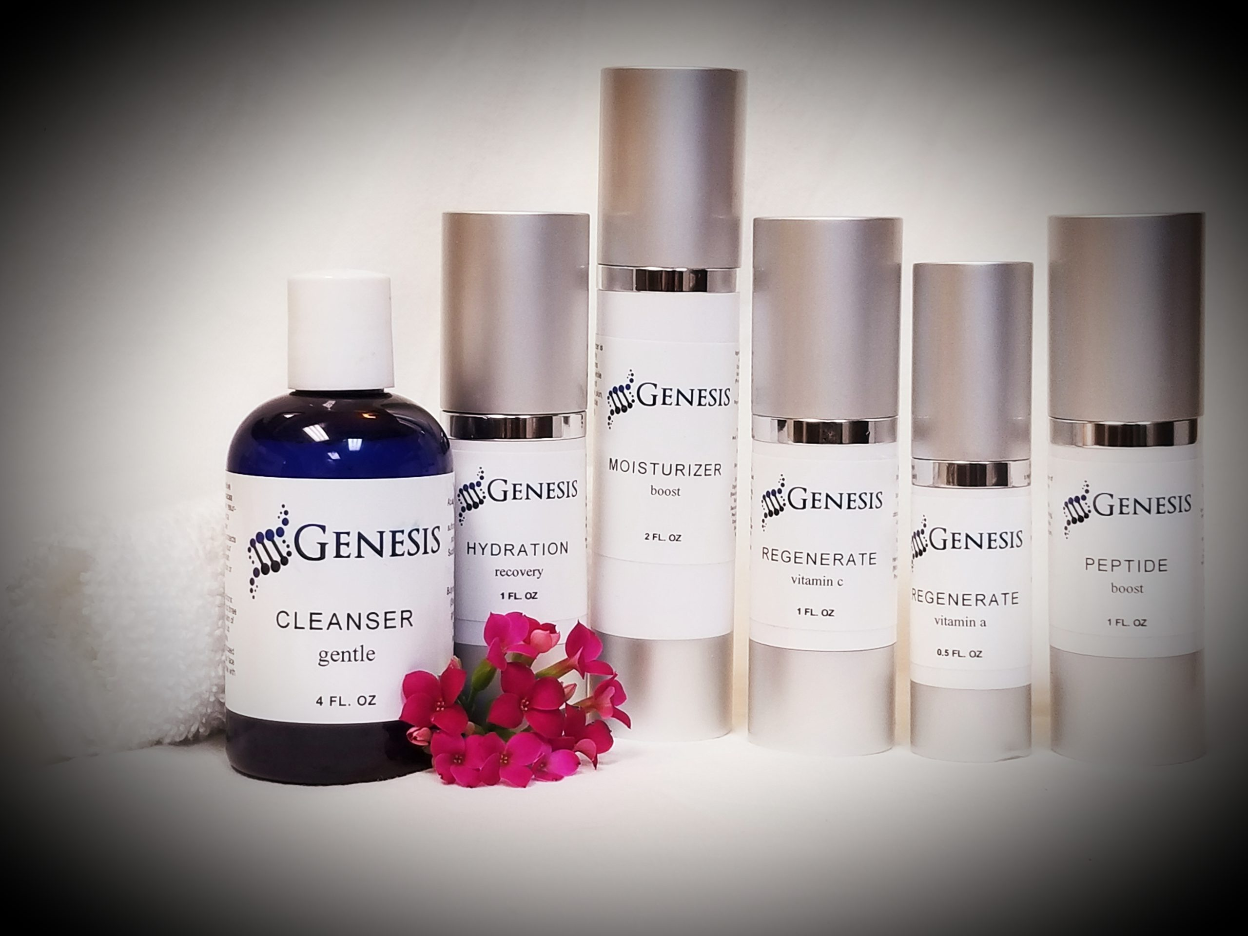 Our NEW and TOXIC FREE Nutrient Skin Care Line!