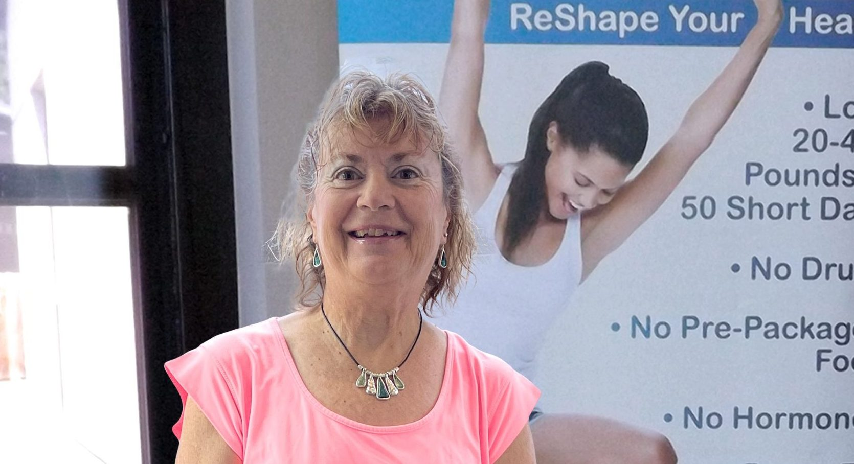 Inspirational Story For July – Carla is Pain Free & Transformed!